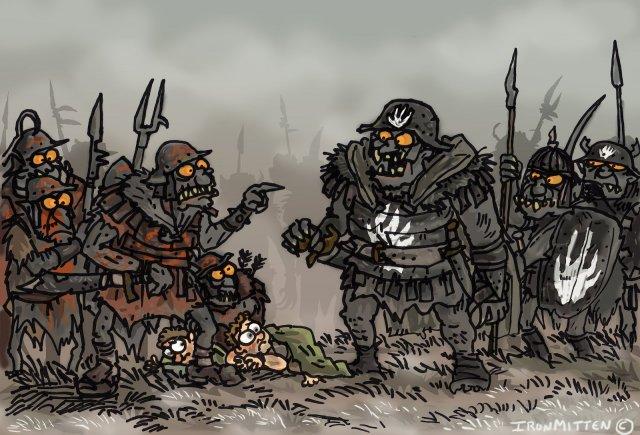 Mordor Metal